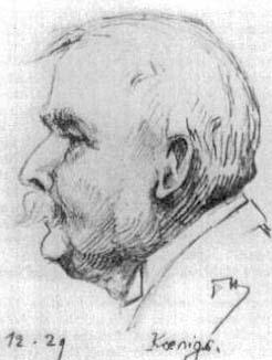 Gabriel Koenigs (1858-1931), mathématicien, Toulouse