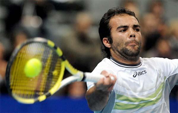 Laurent Recouderc joueur de tennis professionnel de Toulouse