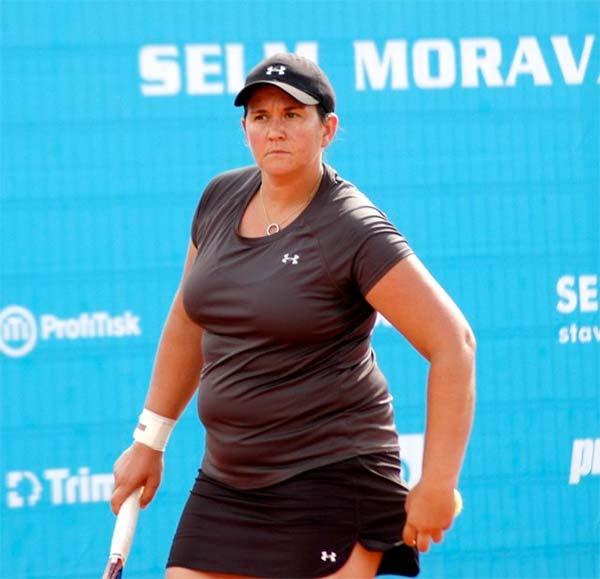 Sophie Lefèvre, joueuse de tennis professionnelle de Toulouse